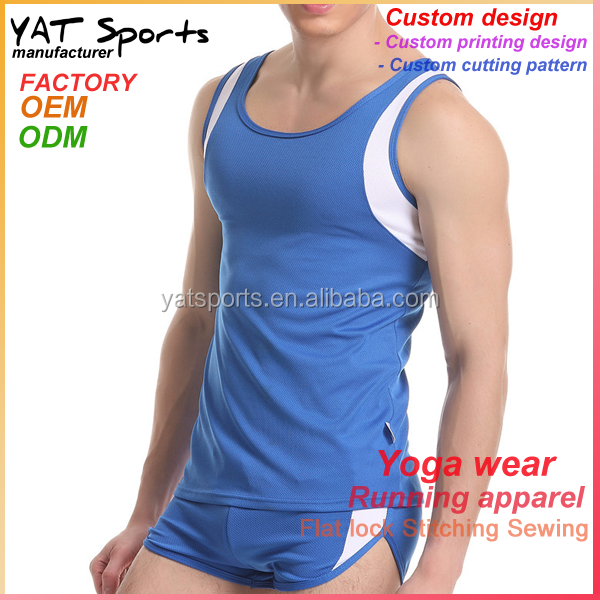 d73f776688a68 China manufacturer fitness wear men gym clothing fitness tops mens tank top