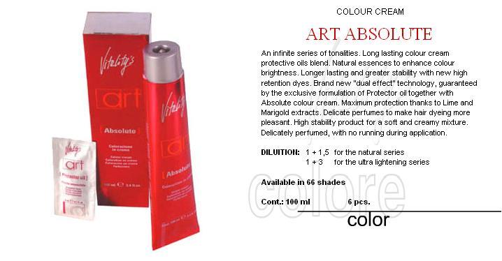 cheveux couleur crme vitalitys - Coloration Vitalitys