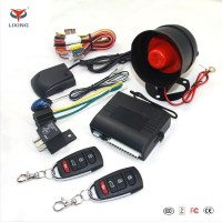 Cheap One way car alarm system,High Quality car alarm
