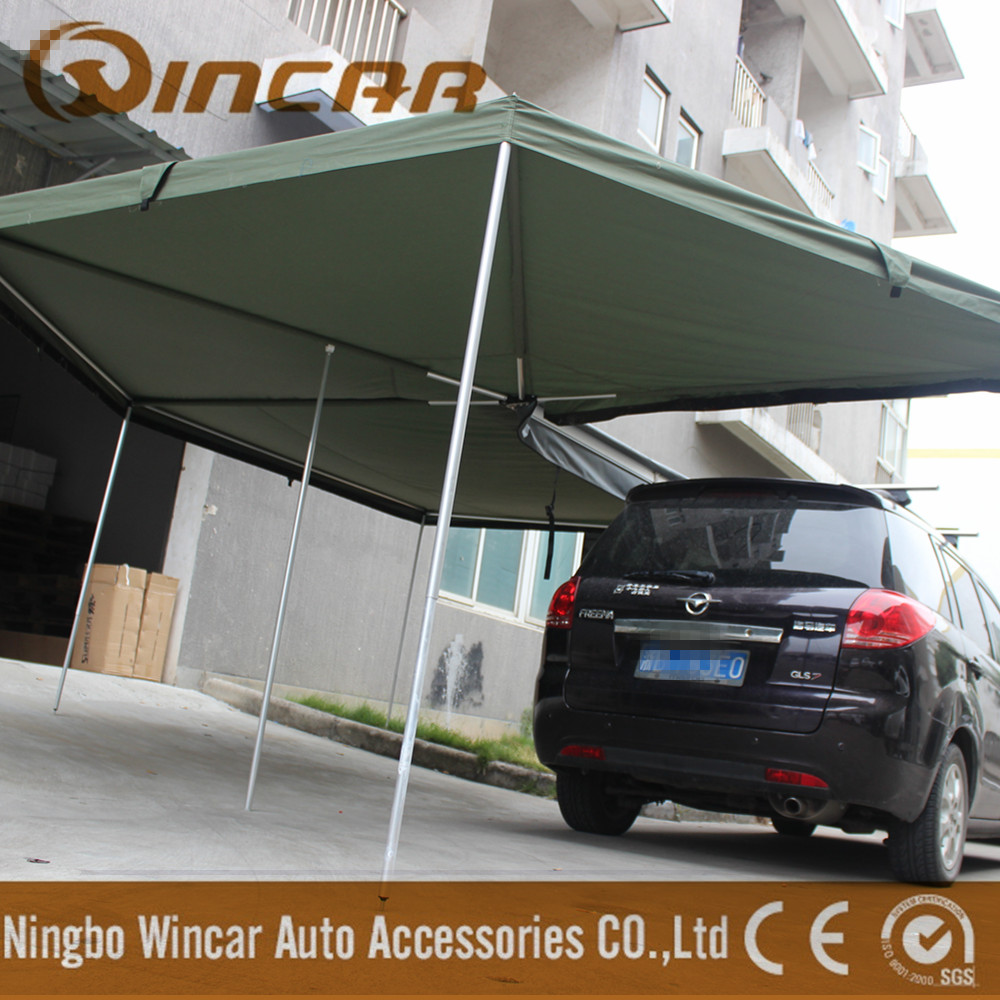 4Wd Awning Tent 4x4 4wd accessory car foxwing awning caravan awning side with roof top  tent, view foxwing awning, wincar product details from ningbo wincar auto