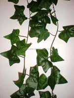 high quality wall decorative garland silk ivy vine artificial decorative ivy garland