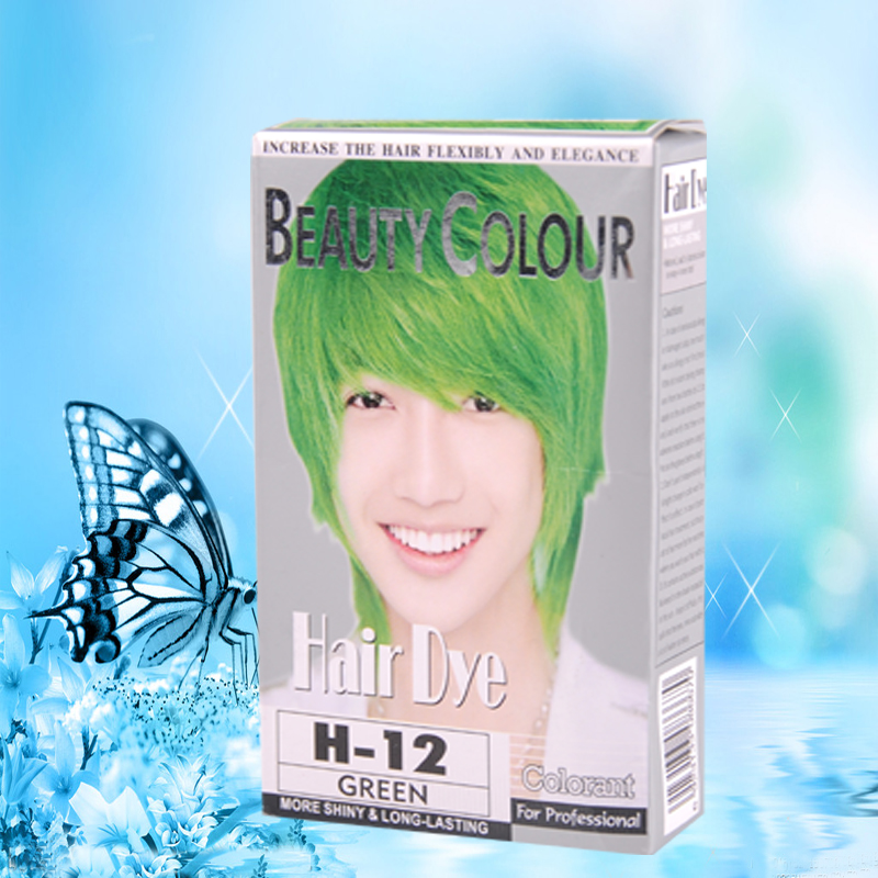 OEM healthy professional hair color cream