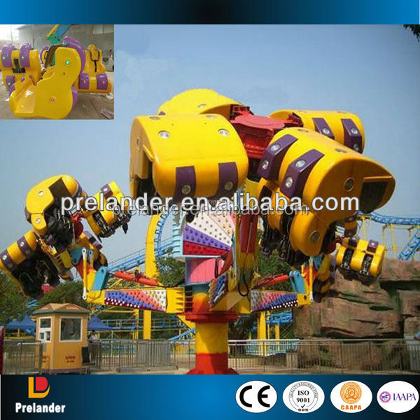 High quality electric swing Energy Storm, energy claw ride for sale