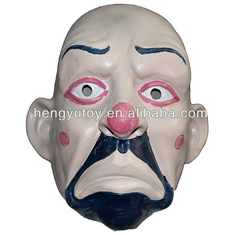 Funny Clown Masks Latex Happy Clown Mask For Christmas Gift - Buy ...