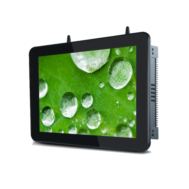 "12.1 ""Rugged Tablet PC Industriale Intel J1900 Touch Screen All-in-one di Computer Del Pannello con la Carta SIM slot Per Window s 10"