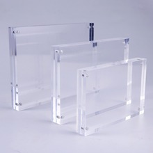 Hot Sexy Video Frame Led Light Box Photo Frame Picture