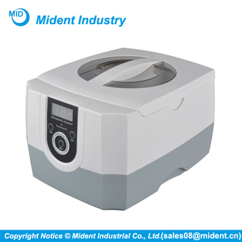 Digital Time Display Mini Ultrasonic Cleaner, Denture Ultrasonic Cleaner China