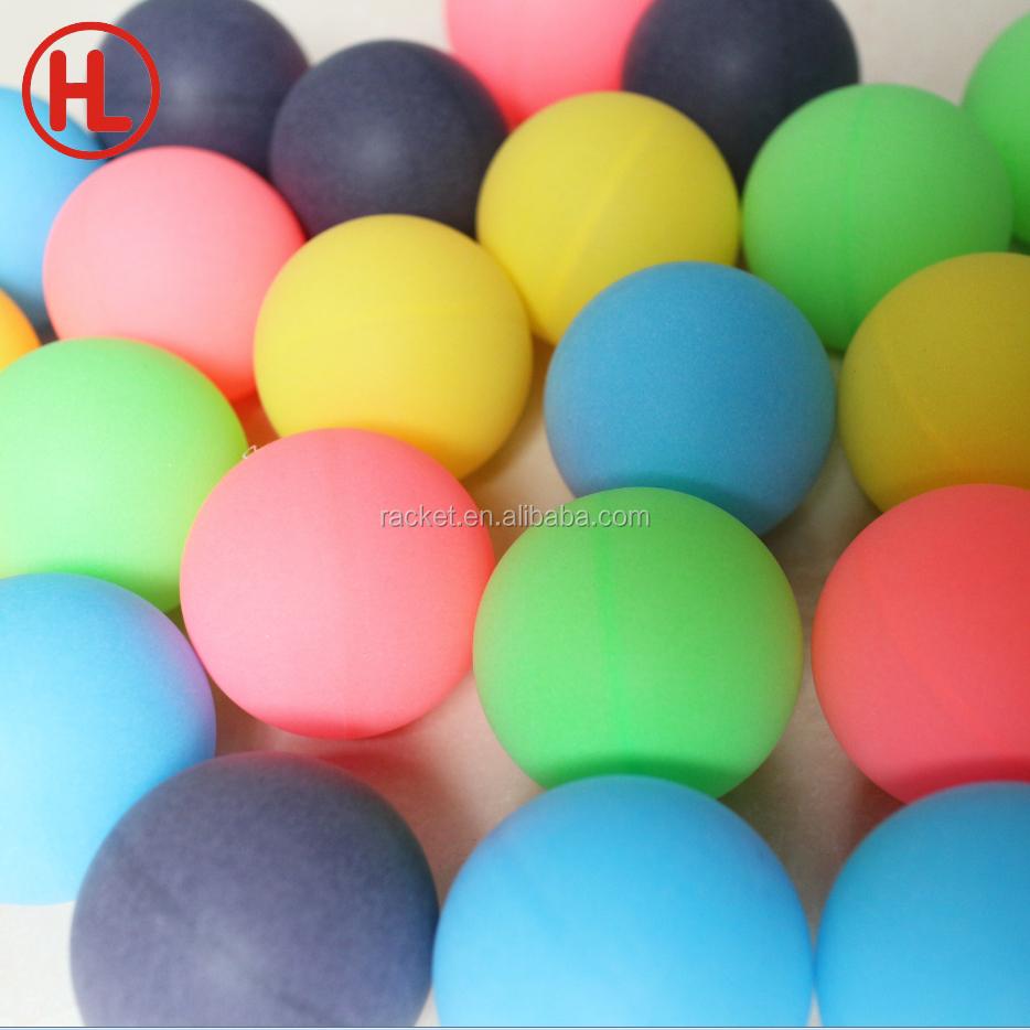 pas cher couleur personnalis e logo ping pong balle tennis de table balle de gros autres. Black Bedroom Furniture Sets. Home Design Ideas