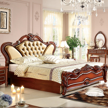 Antique Roman Style Bedroom Furniture