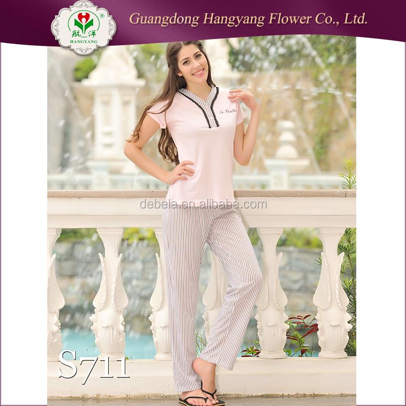 f87302677a Female Women S Sex Night Wear latest fasion girls pajamas lady pajama