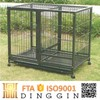 Pet display hollow tube dog cage
