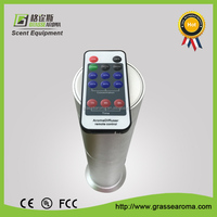Factory Made Aroma Machine Japanese Standard Air Pump Scent Oil Fragrance Dispenser With 10M Automatic Remote Control
