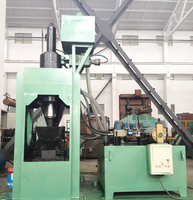 scrap metal baling press/briquetting machine for metal scrap Y83-1800