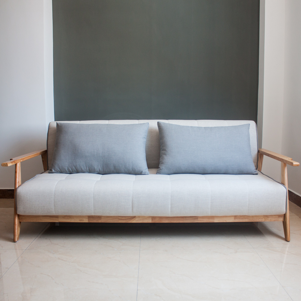Home Furniture Sofa Bed With Three Seat