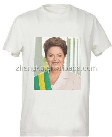 cddf4878b Bulk election t shirt for Ghana with A4 size person printing and words from  china supplier
