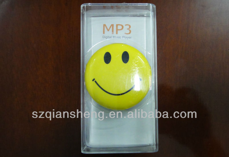 Hot Selling Cheapest Clip Mini Mp3 Player for Gift