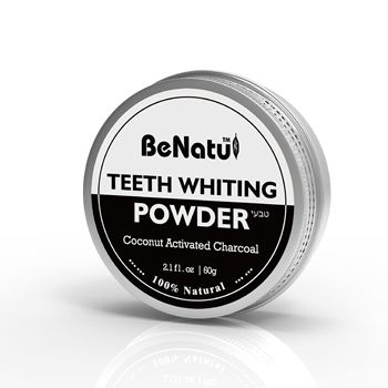 OEM Price Natural Teeth Whitening Powder, Organic Bamboo Activated Charcoal, Safe Tooth Whitener for Sensitive Teeth