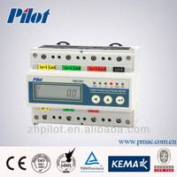 3 Phase DC kWh Meter by DIN-rail PMAC903