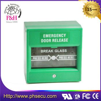 Emergency Break Glass Door Release Buy Door Releasebreak Glass
