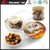 18g High Quality Chocolate Candy with Biscuit in Cup