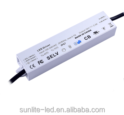 Competitive price 100W waterproof led power driver led power supply IP67