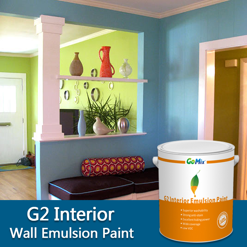 Low Voc Interior Paint: Eco Friendly Low Voc G2 Non Toxic Interior Paint