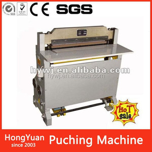 SPM-610 book binding used for paper punching equipment , book binding hole punch