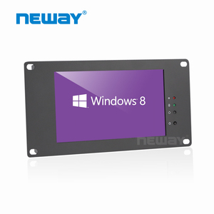 7 inch metal open frame design windows8 tablet with RS232/WIFI/Bluetooth