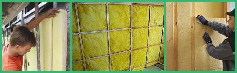Heat Insulation Soundproof Glass Wool Acoustic Panel For
