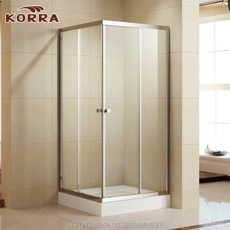 Aluminium Profiles Shower Cubicle Sizes,Bath Shower Enclosures ...