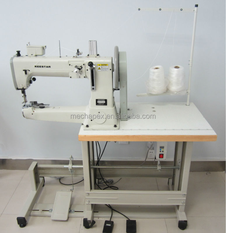 Single Needle Short Arm Cylinder Bed Sewing Machine Filter Bag Buy Extraordinary Juki Cylinder Bed Sewing Machine