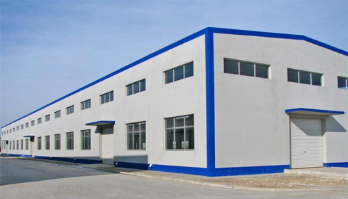 Pre-made low cost steel prefabricated warehouse price,steel frame warehouse building