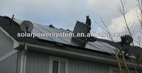 Bestsun pure sine wave inverter 6122w solar energy lighting kits