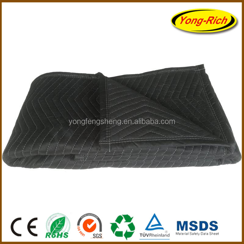Waterproof Insulation Moving Blanket For Packing Furniture