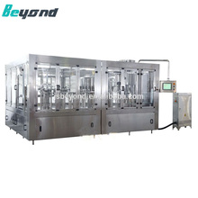 Automatic Glass Bottle mineral water beer can filling machine price