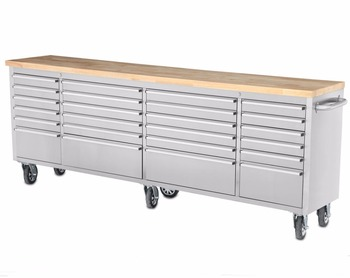 Heavy Duty Metal Workshop Cabinets With Drawers/rolling Tool Box Cabinet