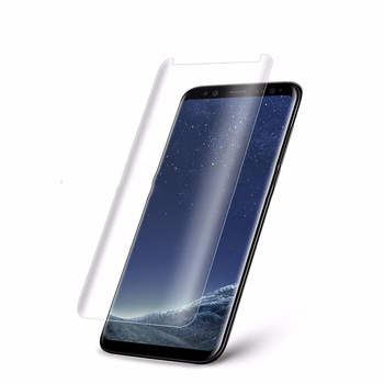 on sale fd14b f3da6 For Samsung Galaxy S8 S7 Edge Full Cover Case Version 3d Curved Edge  Tempered Glass Film Screen Protector For Samsung S8 Plus - Buy Screen  Protector ...