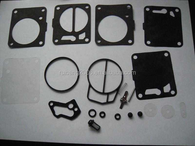 Carburetor Repair Carb Kits For Sea Doo 650 717 720 787 800 SP GS GTX HX XP SPX GTS Twin Mikuni By Mopasen(Pack of 2)