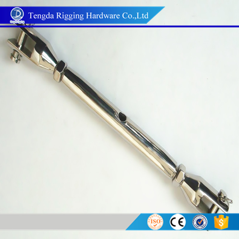Turnbuckle Stainless Steel JIS Closed Body Turnbuckle