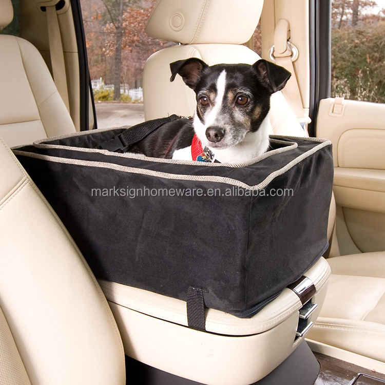 Console Pet Car Booster Seat