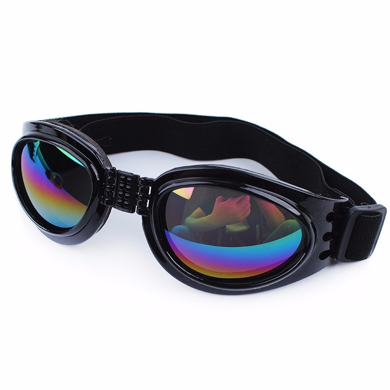 Wholesale Mulicolour Fashion Goggles For Dogs