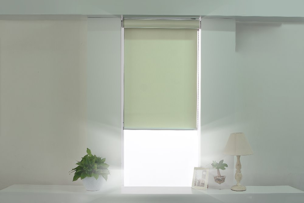 Outdoor Roller Blind Electric Blinds Motorized Roller