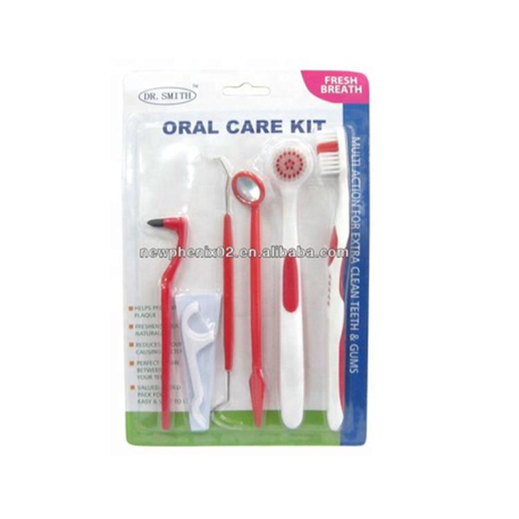 FDA goedgekeurd dental care hygien kit oral care orthodontische kit