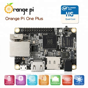 Orange Pi One Plus H6 1GB Quad-core 64bit development board Support android7.0 mini PC