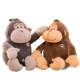 Hot Sale Soft Big Orangutan Animal Plush Toy/Custom Embroidery Logo Toy Orangutan