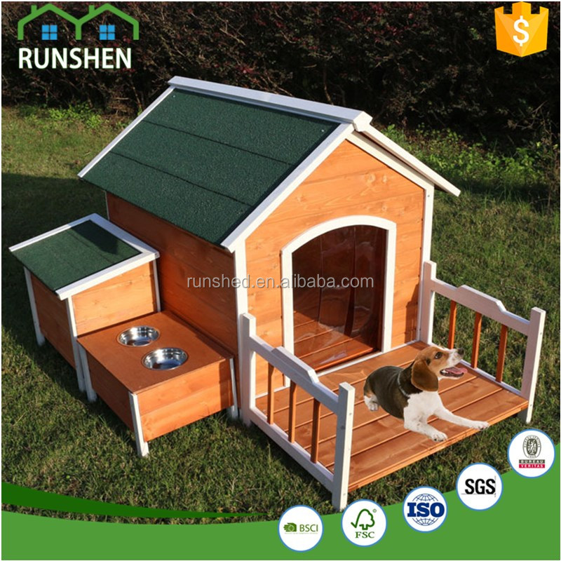 Large Outdoor Dog Kennel Insulated