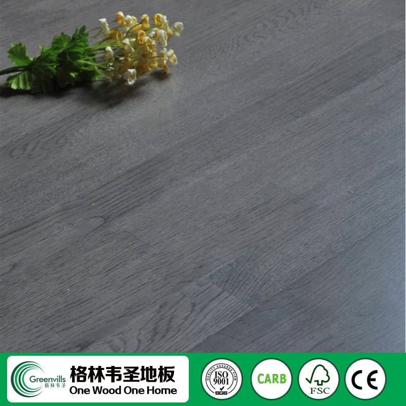 3 ply cheap price hardwood floor solid timber flooring