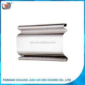 Colorful and Strong Galvanized High Quality Garage Steel Rolling Shutter Door