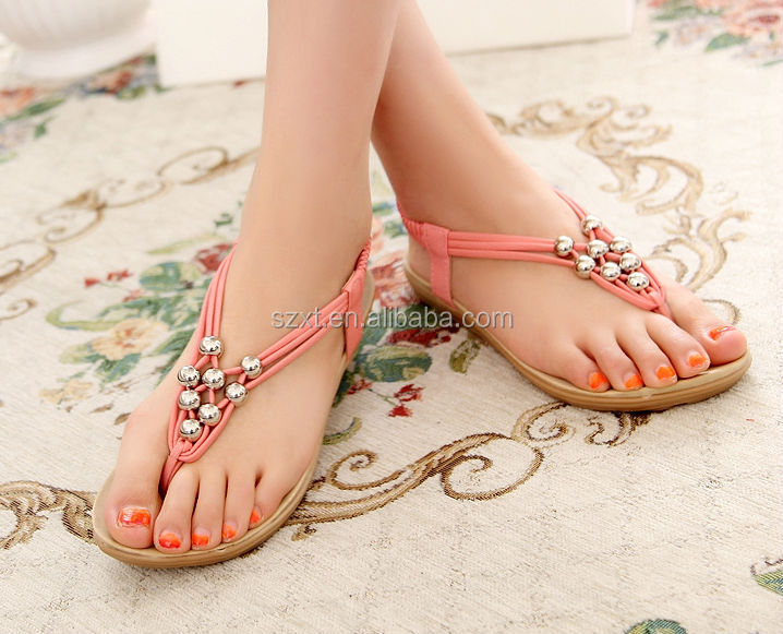 Hot Selling Ladies Fancy Low Heel Party Wear Shoes Nice Design ...