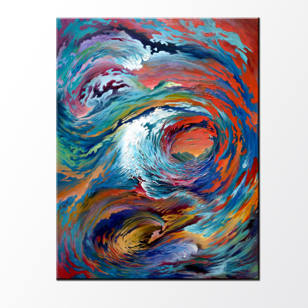 Famous Wave Painting Reviews Online Shopping Famous Wave